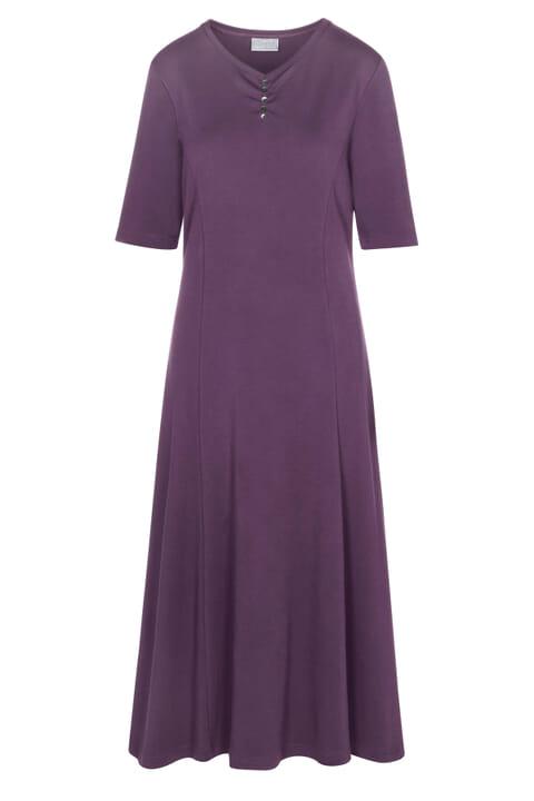 Plain Jersey Dress